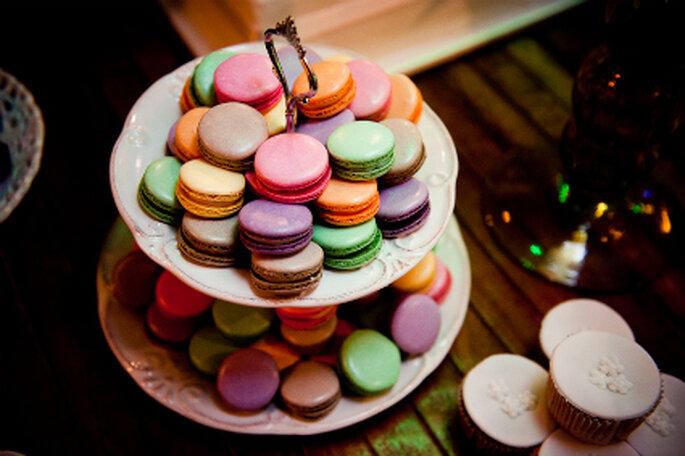 Coloridos, complementam a decoração. Foto Gustavo Gaiote