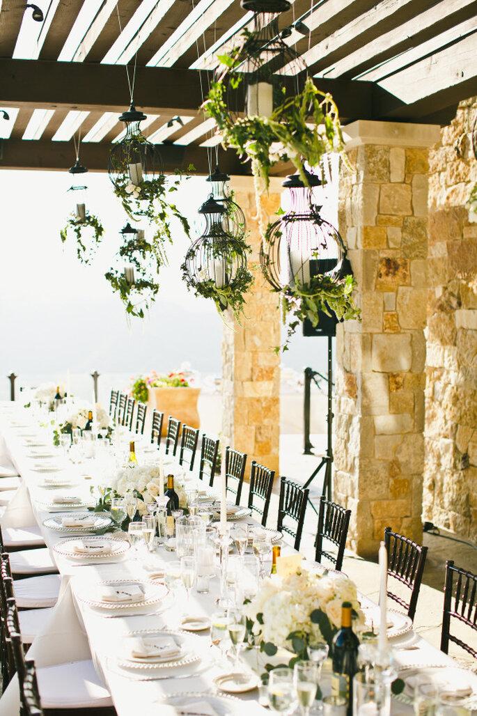 mesas para boda 2016 - onelove photography