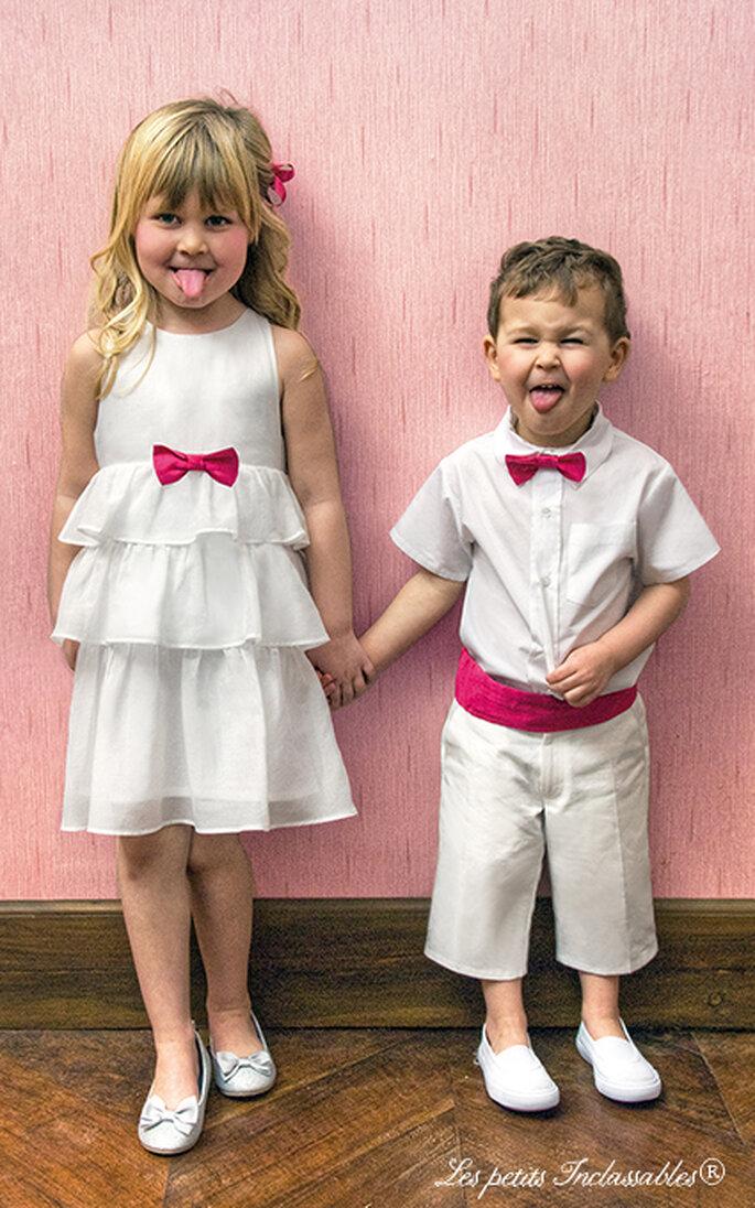 Tenue de mariage pour enfant mariage Lili - Les Petits Inclassables