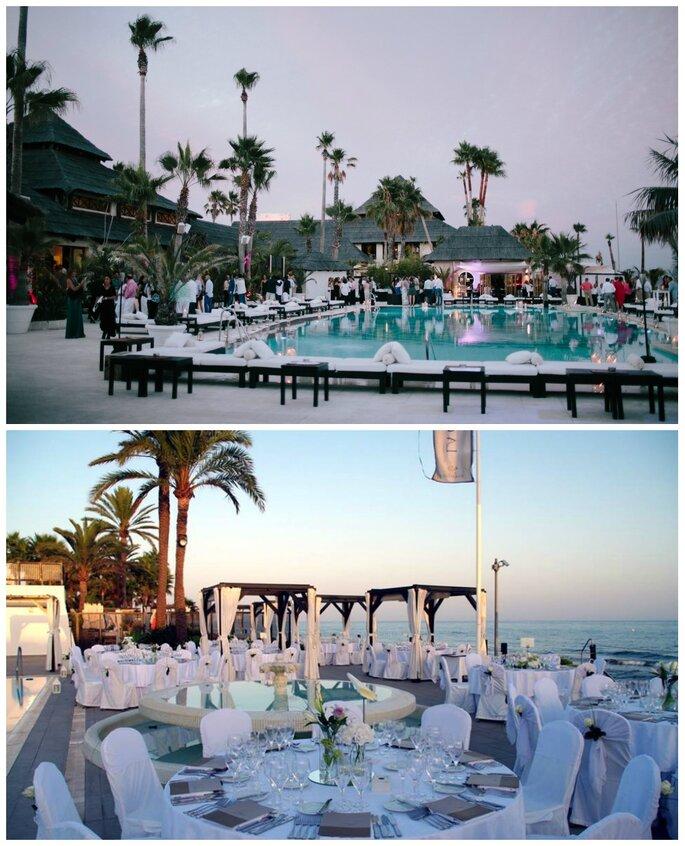 PuroBeach y La Cabane Club de Playa