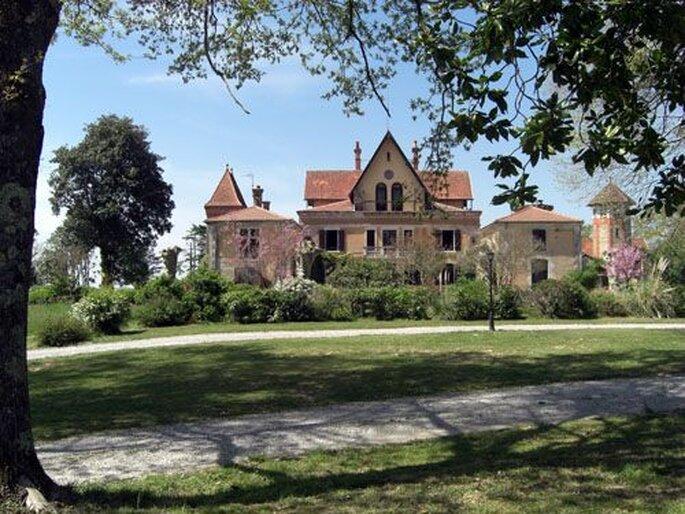 Photo : Château de Prada