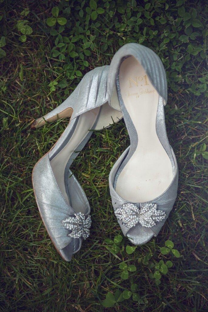 Scarpe da sposa: Jenny Packham