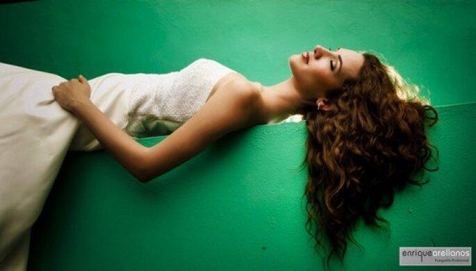 Nada como un maquillaje balanceado y natural para tu boda - Enrique Arellanos