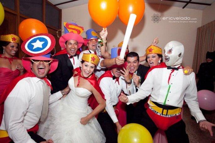 """Unete con tus invitados de la boda para bailar el """"Harlem Shake"""" - Foto Eric Velado"""