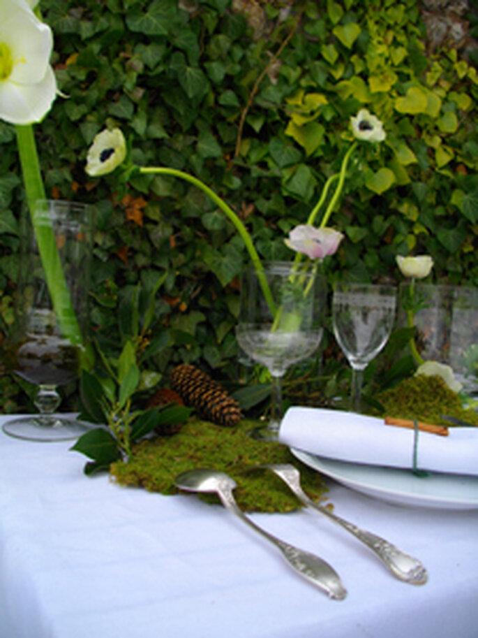 Mariage écolo, bio ou vert : la table est à l'honneur !