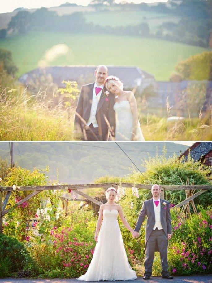 Anímate a tener tu boda en la mañana para que puedas ahorrar más - Foto Vicky