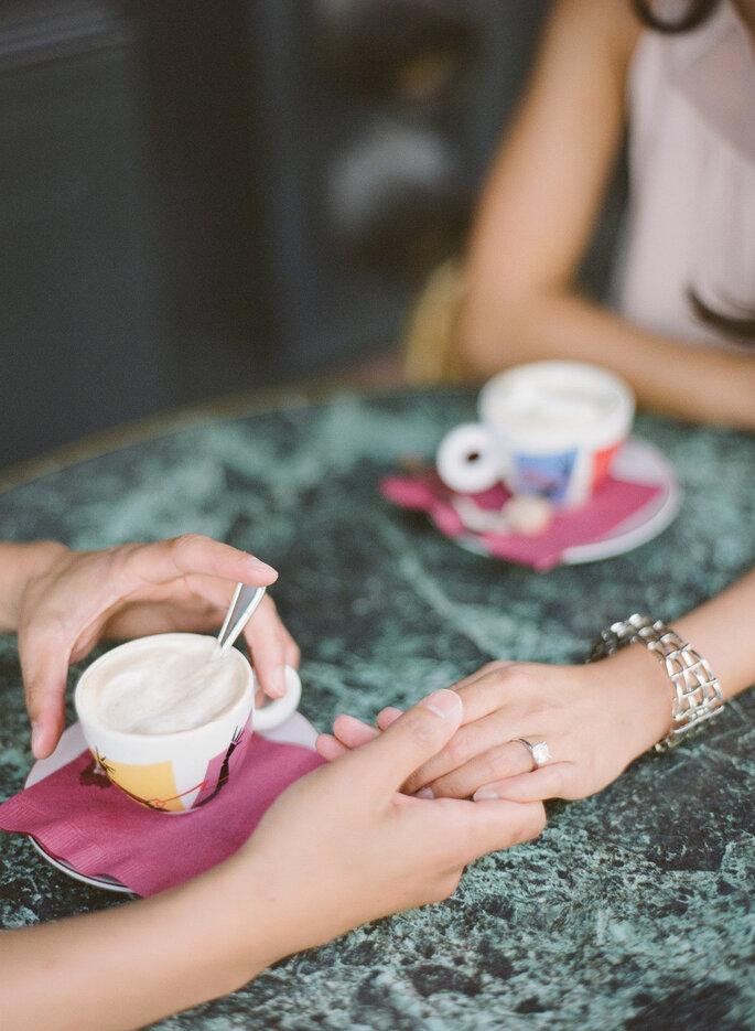 5 discusiones típicas entre parejas durante la organización de la boda - KT Merry