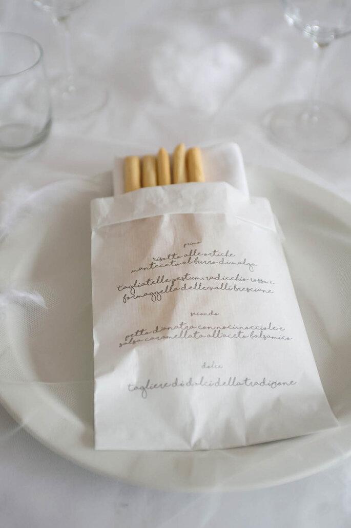 Il menù del nostro cenone firmato Eroma - Foto: Marilena Mura