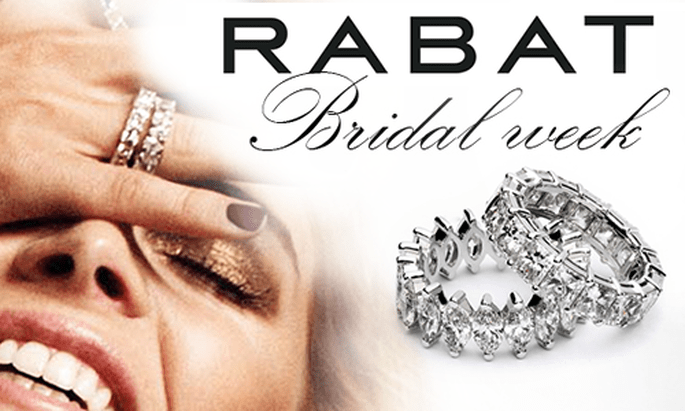 Bridal Week de Rabat, del 22 al 28 de octubre en Madrid, Valencia y Barcelona