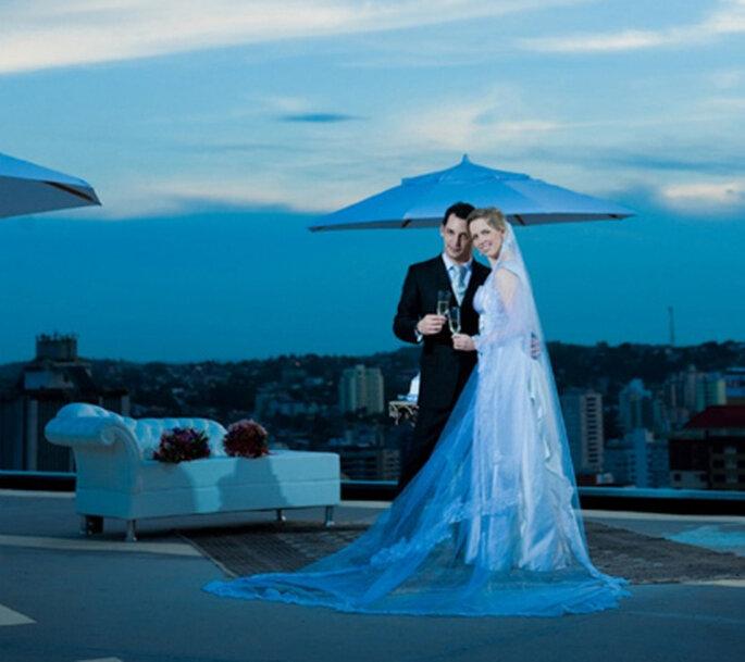 La boda en la calle: helipuerto - Everton Rose