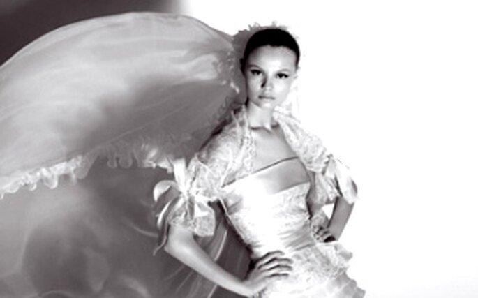 Colección de vestido de novia Valentino 2009