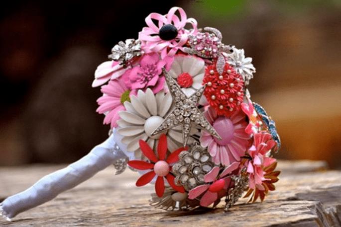 Bouquets de mariée originaux