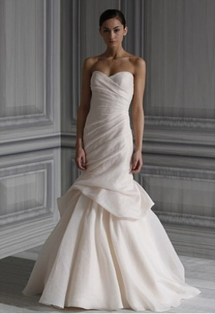 Robe de mariée Peony - Monique Lhuillier 2012