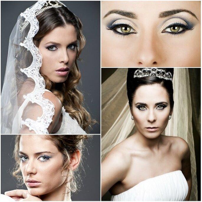 Un look de novia personalizado con La Caja de Maquillaje