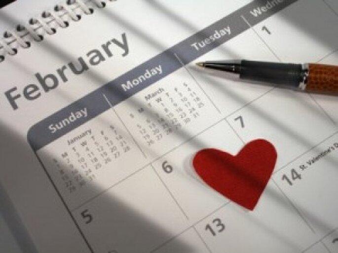 Planifica tu boda con tiempo
