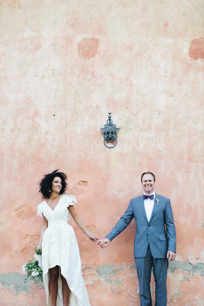 14 idées pour que mari et femme soient parfaitement assortis le jour du mariage - Lisa Poggi Photography