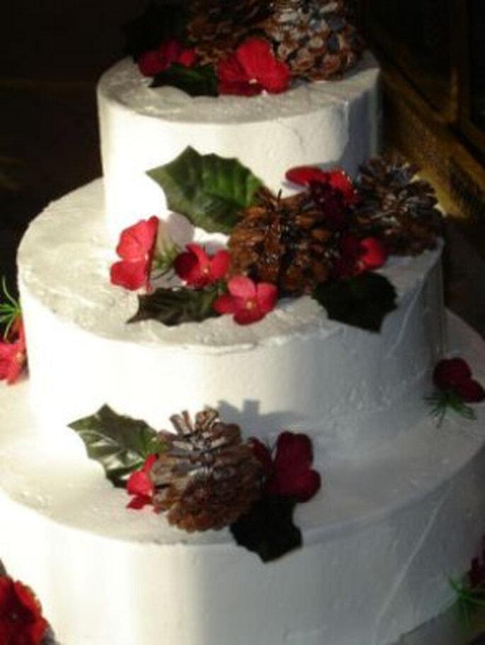 Decoração de casamento - Especial Natal
