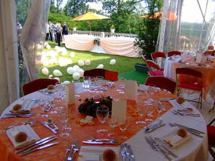 Personnalisez votre réception de mariage au Domaine de Fragan