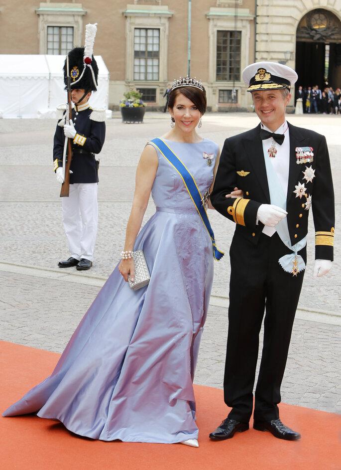 Príncipes Federico y Mary de Dinamarca. Photo: Gtres Online