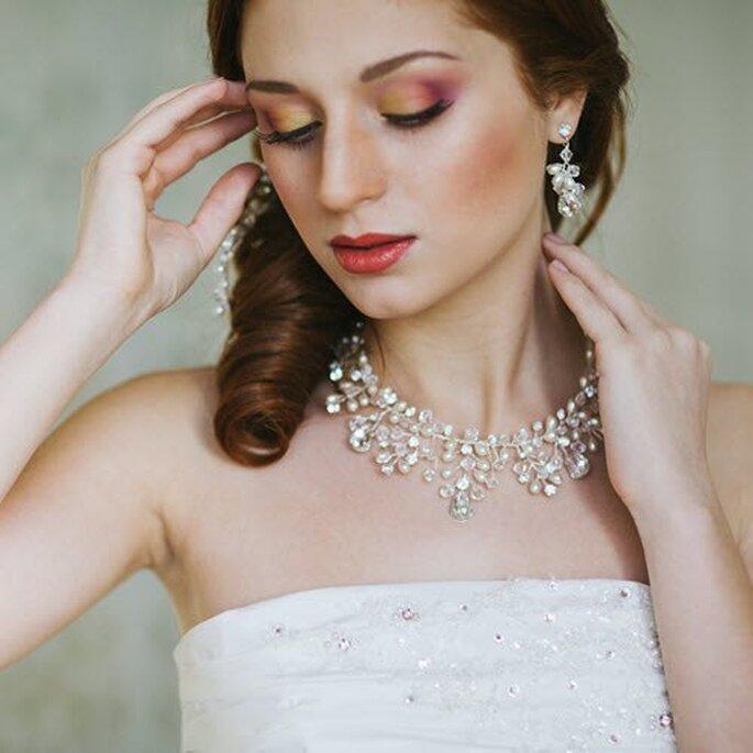 Свадебная бижутерия Chantilly