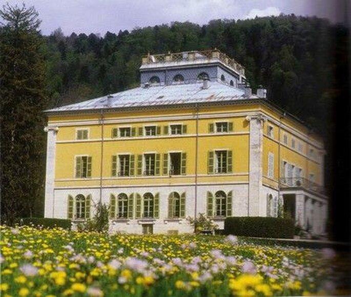 Se marier au Château de Syam est purement magique
