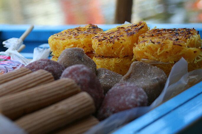 Deliciosos dulces mexicanos