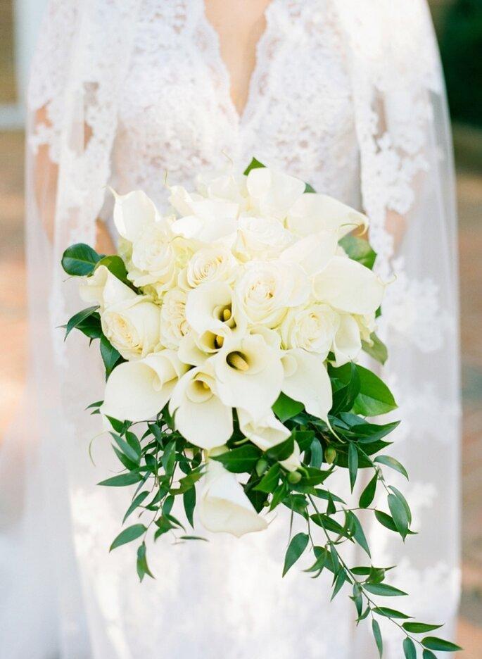 ramos en color blanco - Jodi Miller Photography