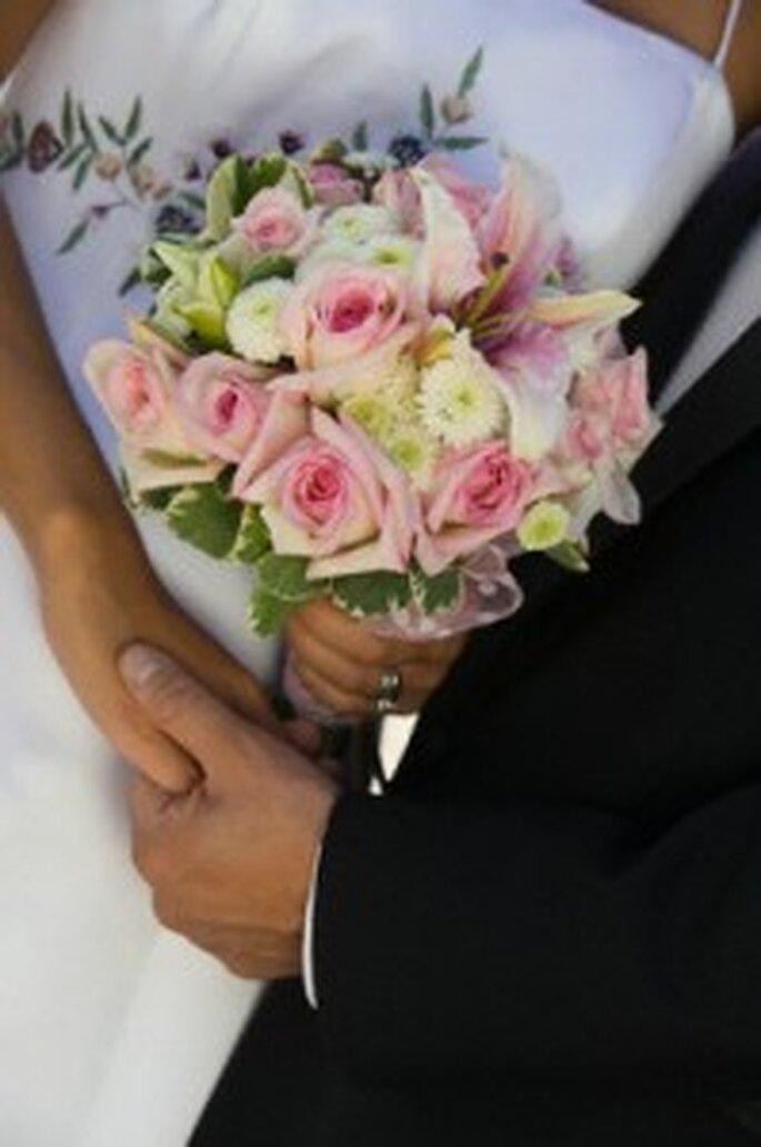 Las rosas son una elección clásica pero jamás pasan de moda.