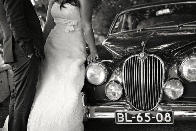 Mariage dans un château, quoi de plus romantique ? - Photo : Nuno Palha
