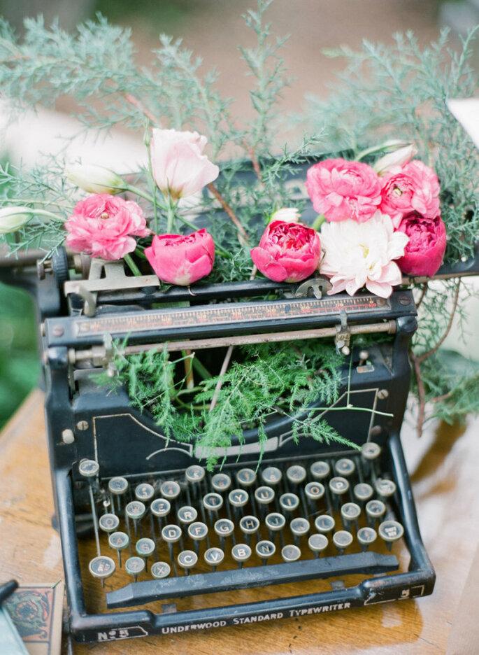 mobiliario para bodas 2016 - Justin DeMutiis Photography