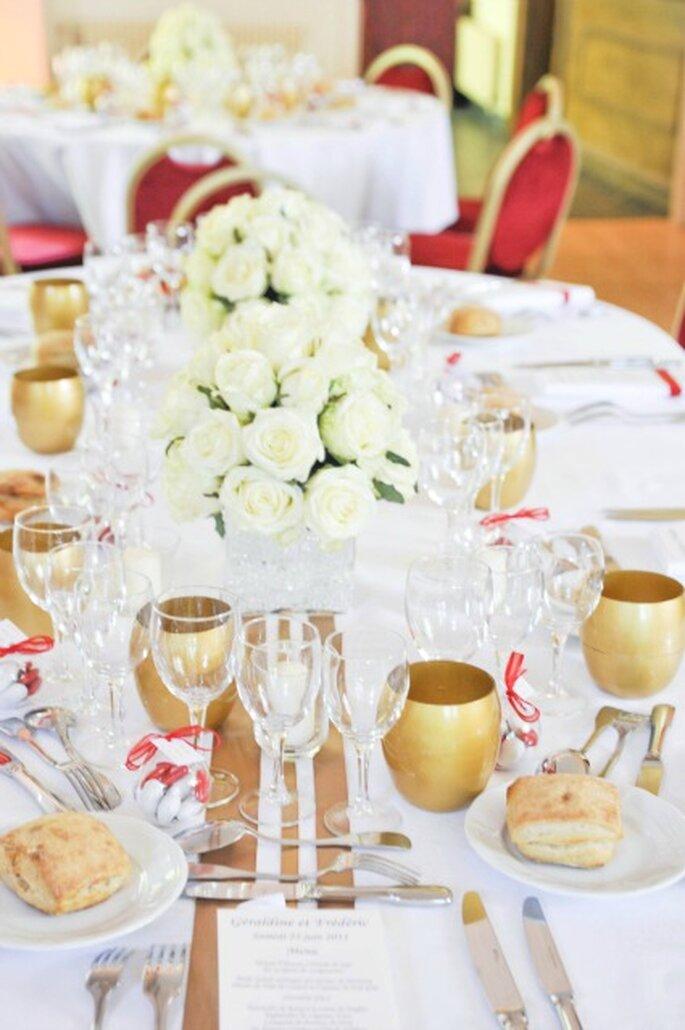 Quelle thématique choisir pour son mariage - Photo : Com'une Orchidée
