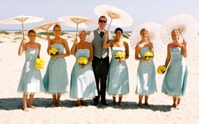 Summer weddings 2009