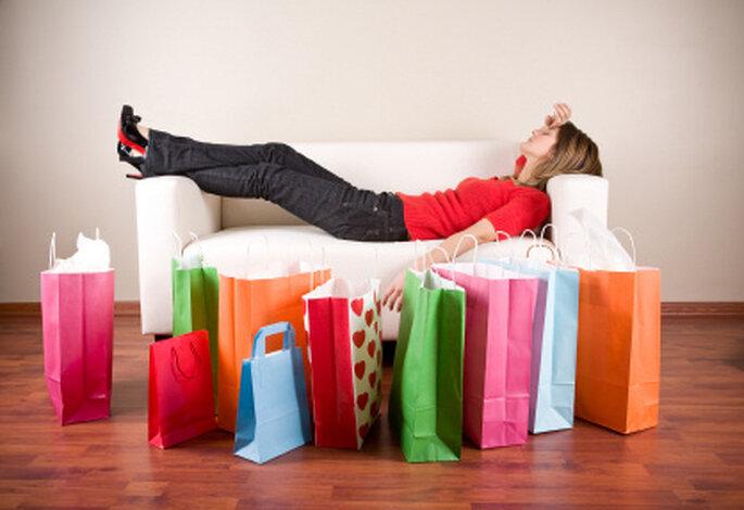 Accro au shopping ? Attention tout de même à l'épuisement !