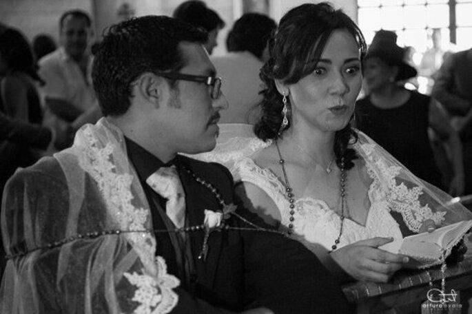 No dejes que tus invitados arruinen la fotografía de tu boda - Foto Arturo Ayala