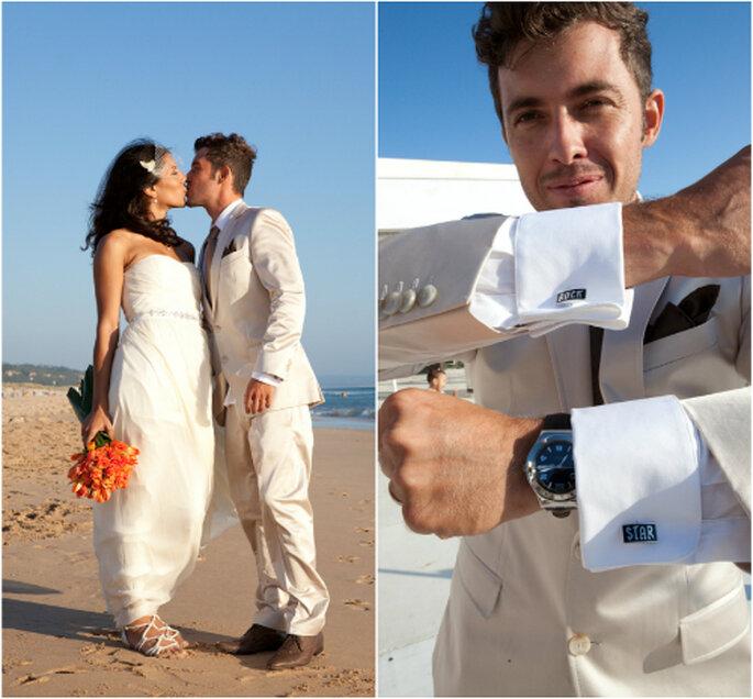 Zankyou Real Wedding: Beautiful Beach Wedding In Portugal