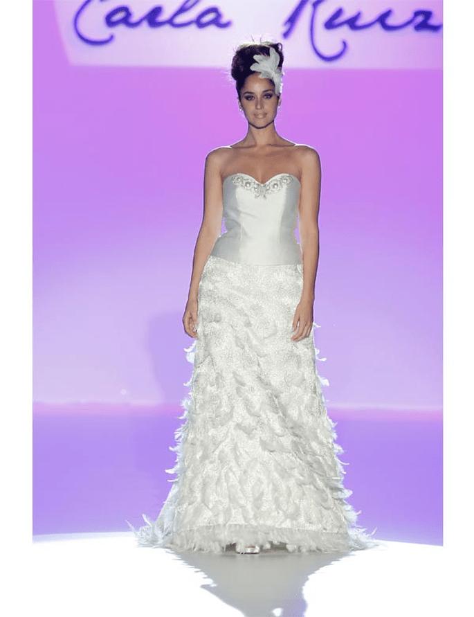 Bild 2 Brautkleid Kollektion Carla Ruiz