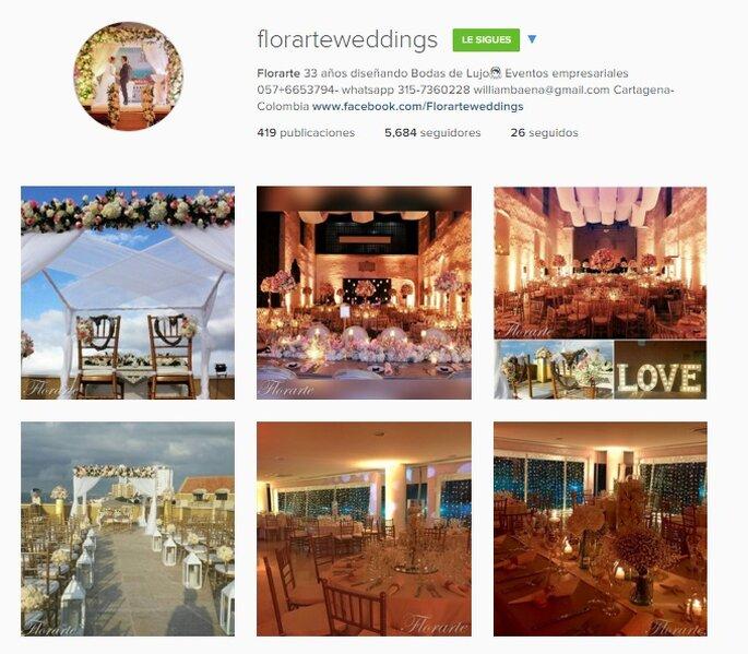 Imagen Vía Instagram Florarte
