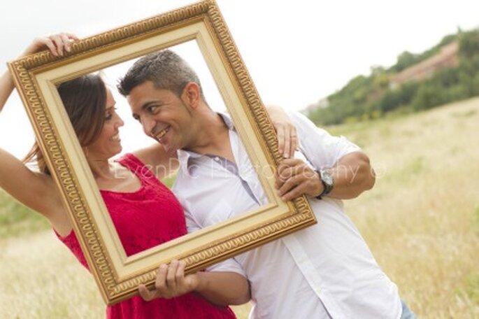 Fotos de pre-boda de Miguel y Erika - Fotógrafo: EvenPic