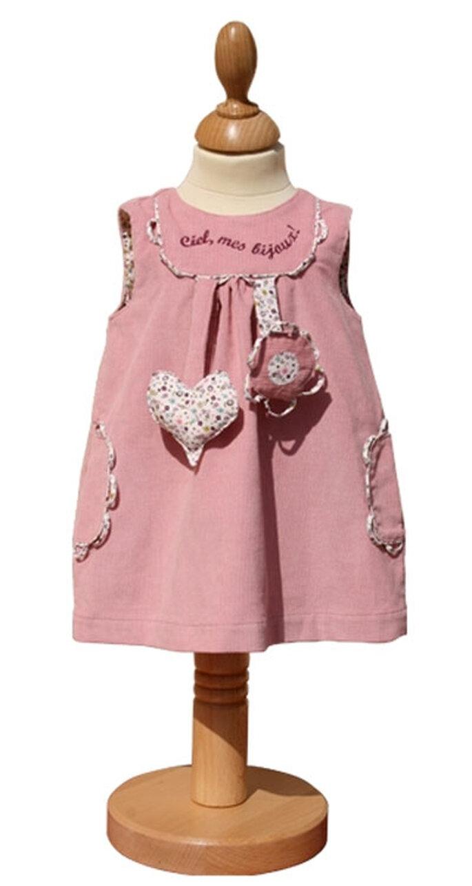 Vêtements d'éveil pour enfants d'honneur - La P'tite Bête