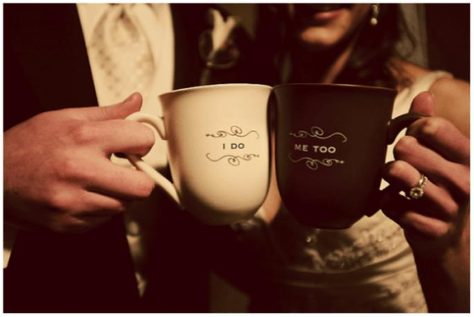 Marquez sur vos tasses des phrases romantiques - Photo Birdsong Photography