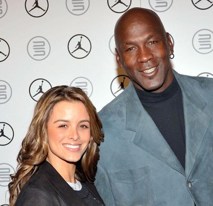 Michael Jordan comprometido
