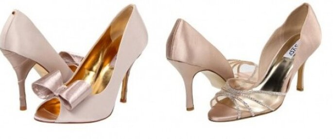 Zapatos de novia, Ted Baker y Rsup.Foto de Zappos.com