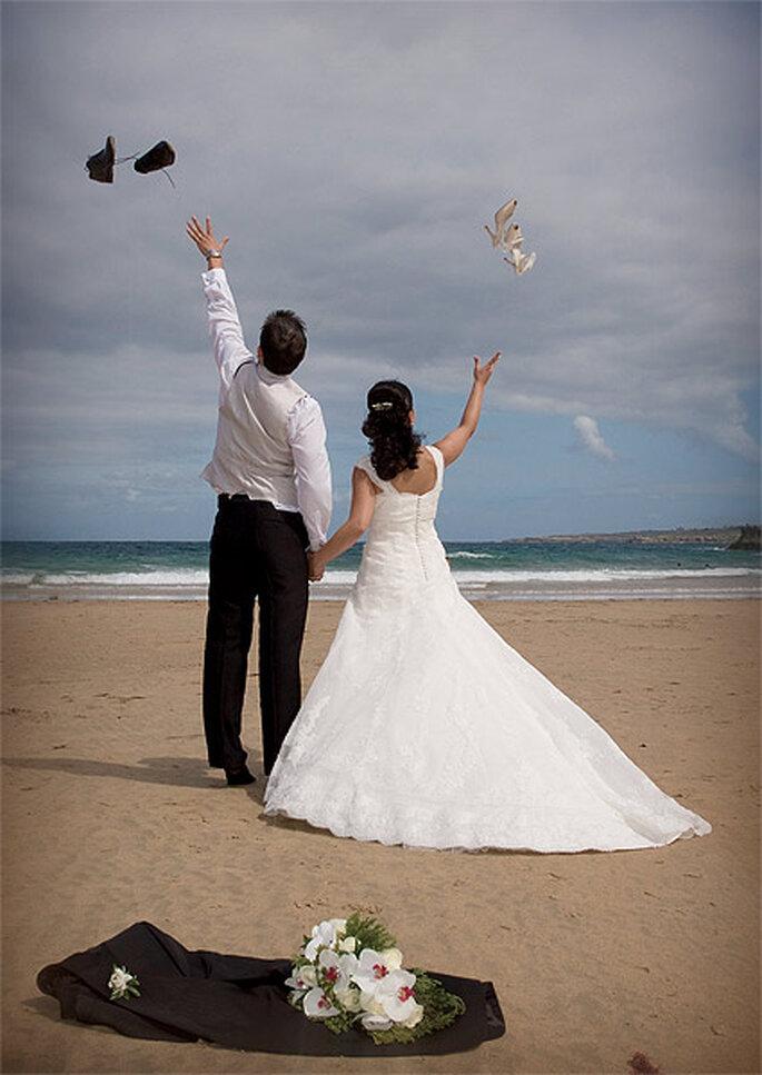 Los imprevistos de última hora son inevitables en toda boda. Foto: M&A