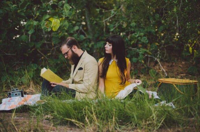 Picnic en el campo inspirado en el cine y los libros - Foto Alyssa Shrock