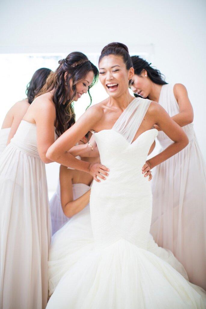 10 cosas que toda novia debe de saber antes de la boda - Foto Nancy Neil Photography