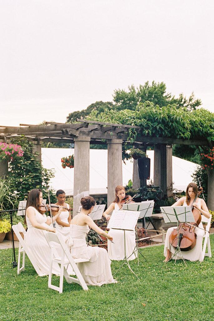 Una boda inspirada en El Padrino - Charlotte Jenks Lewis