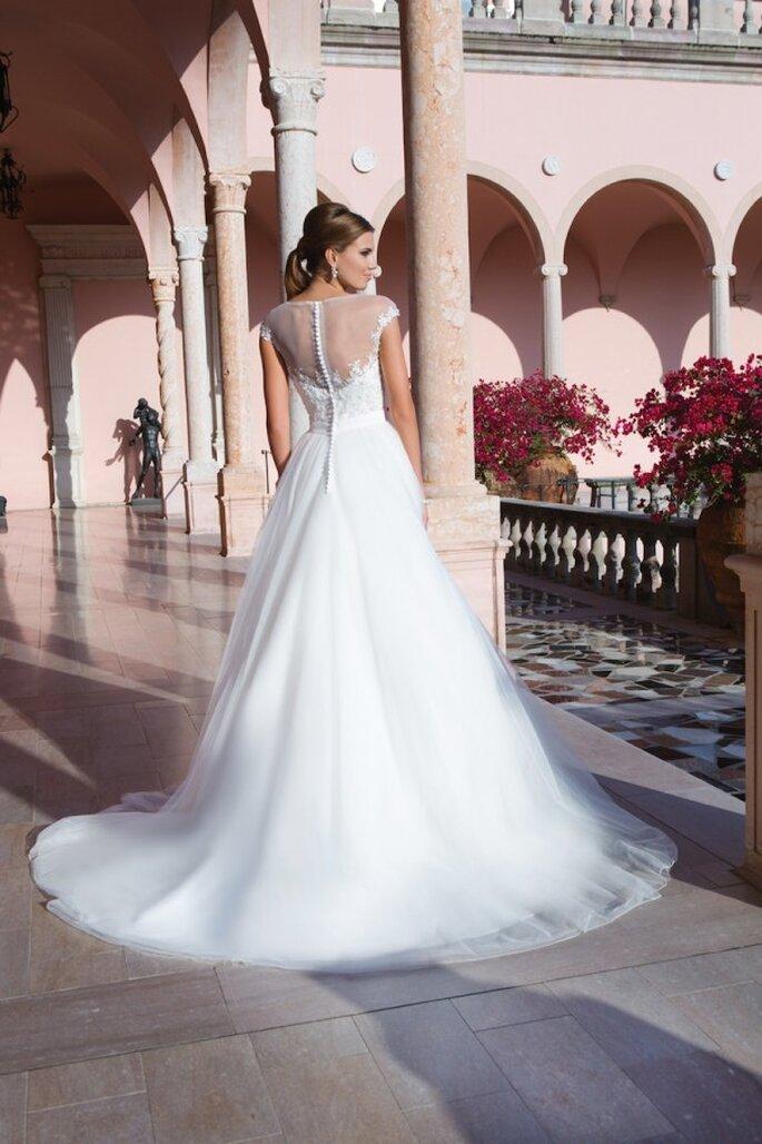 Traumhaftes Brautkleid in der Kollektion 2015 von Sweetheart