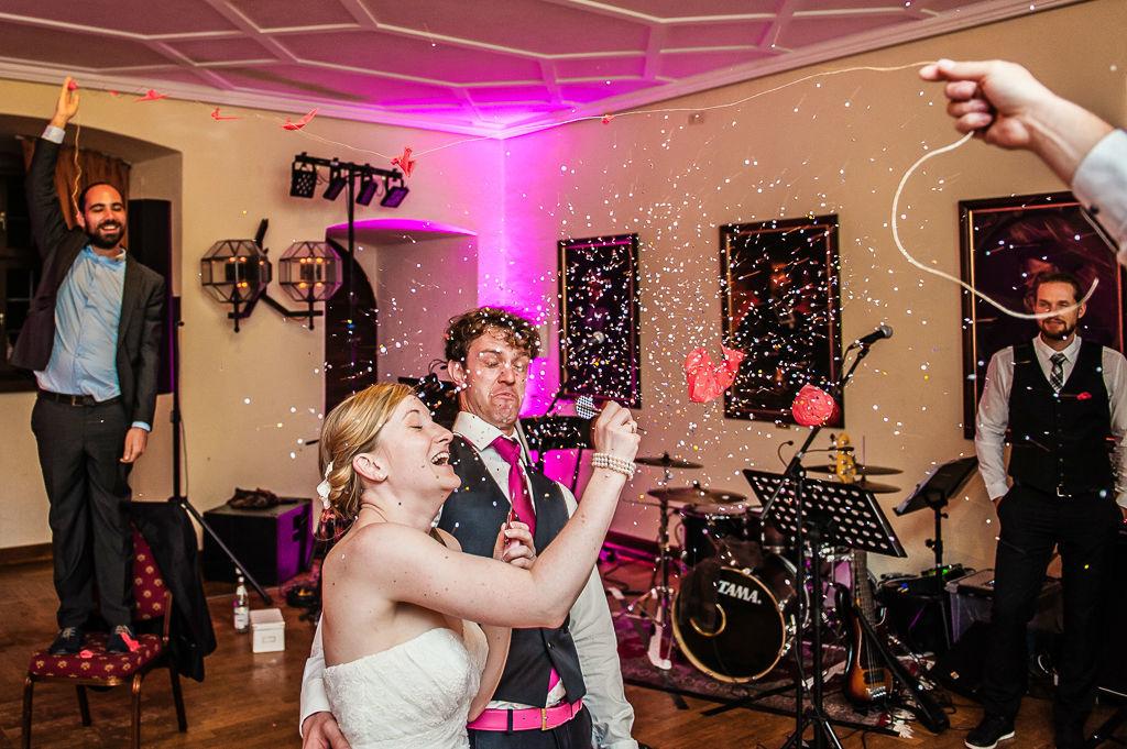 Beispiel: Hochzeitsreportage, Foto: Axel Link Photography.