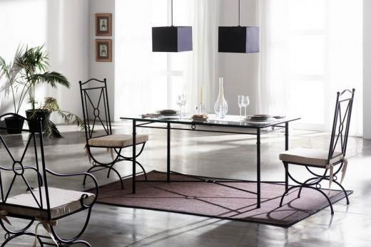 Muebles La Tinaja. Salón de Forja