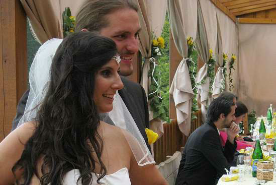 Foto: Hochzeitspaar
